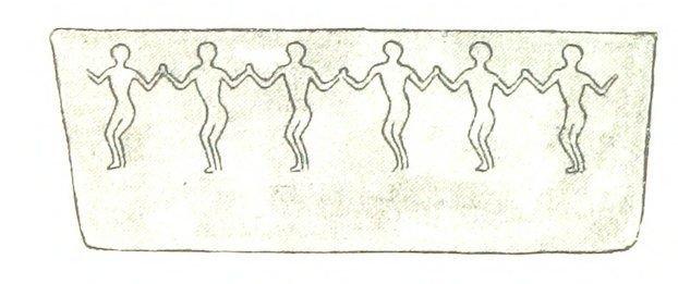 Dancing Stecak