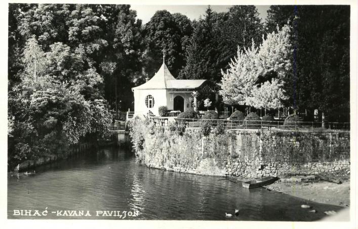 Kavana Paviljon in Bihac