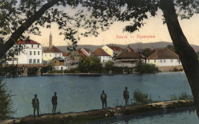 Bihac is a city in northwestern Bosnia.